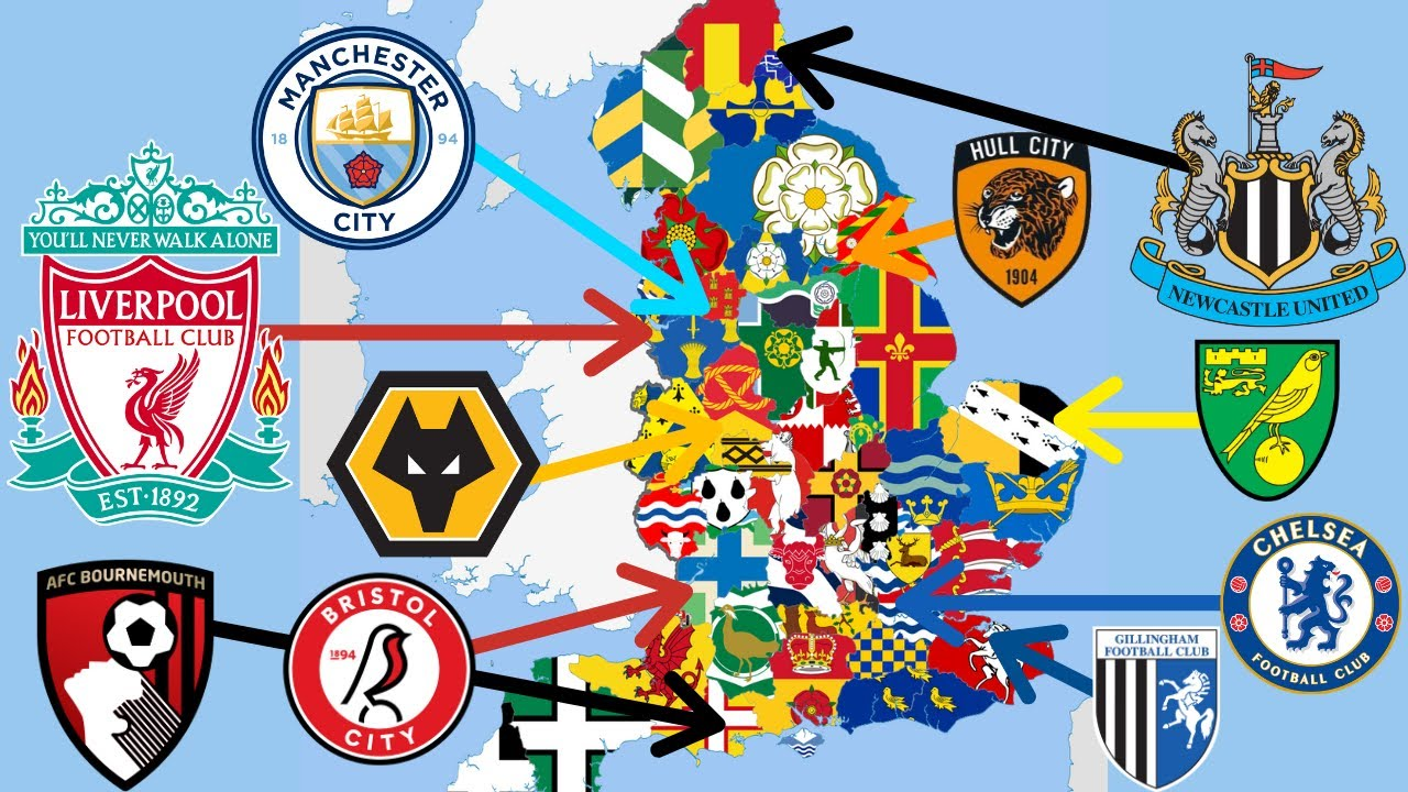 Кой отбор има най-много фенове в Англия